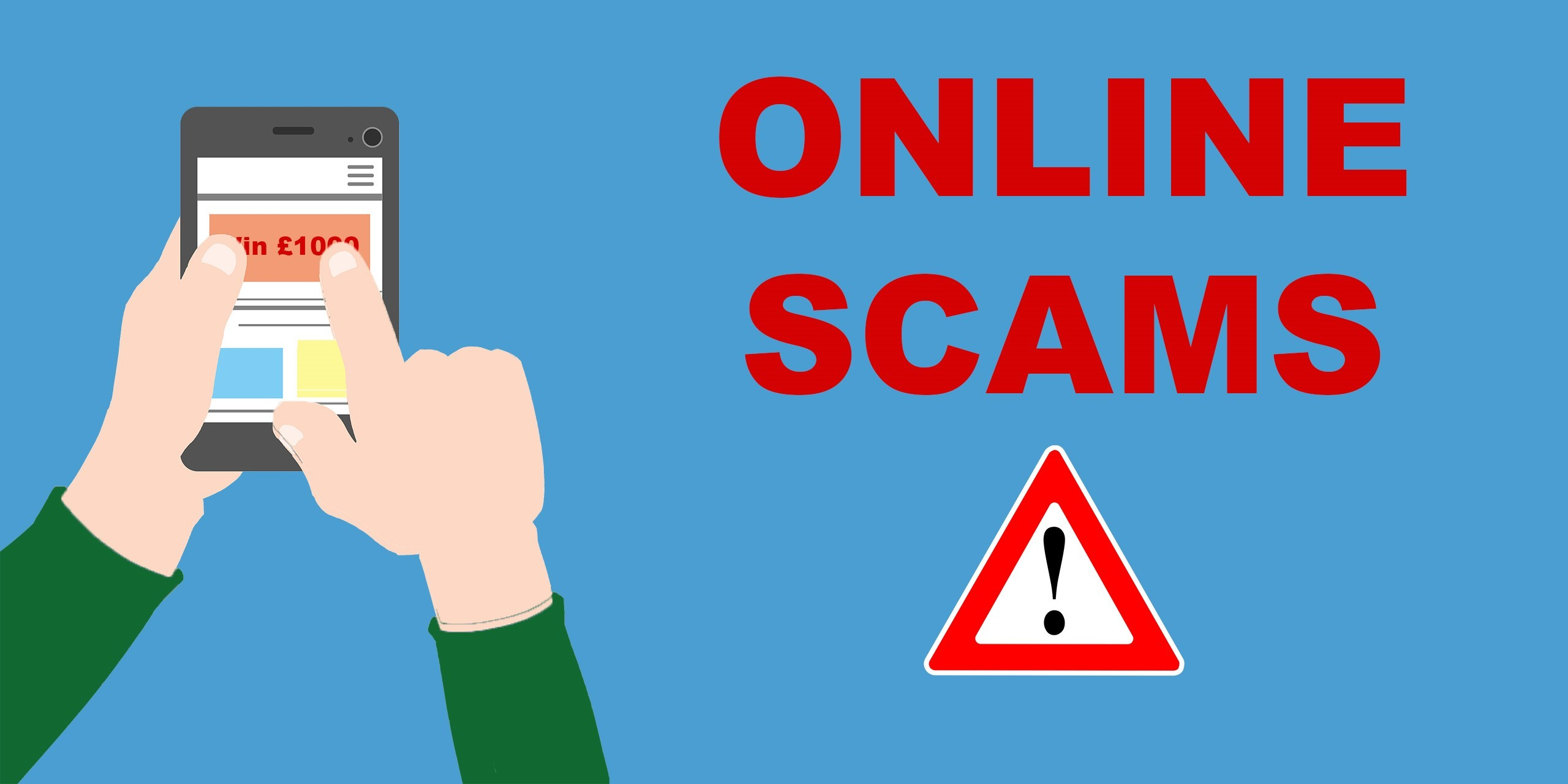 How to stay safe from phone and online scams